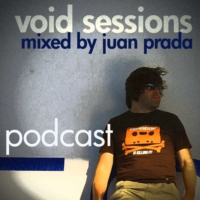 Logo of the podcast Void Sessions Mixed by Juan Prada