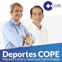 Logo of the podcast Deportes COPE 20:30 (19-04-2021)