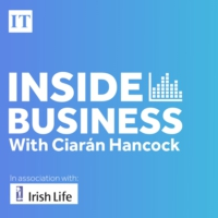 Logo of the podcast Irish Times Inside Business