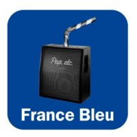 Logo of the podcast Bleu Poitou Live