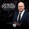 Logo of the podcast Le service politique