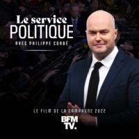 Logo du podcast Le service politique