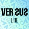 Logo du podcast Versus-lire - RTS
