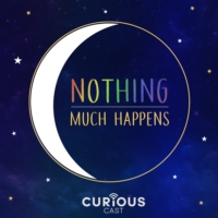 Logo of the podcast Nothing much happens; bedtime stories for grown-ups