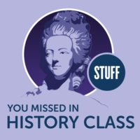 Logo du podcast Stuff You Missed in History Class