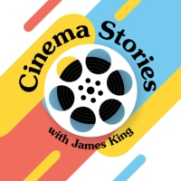 Logo of the podcast Cinema Stories with James King