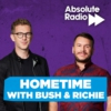 Logo of the podcast Hometime with Bush & Richie