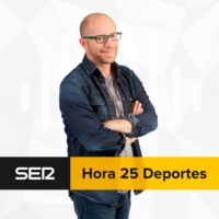 Logo of the podcast Hora 25 Deportes