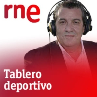 "Logo du podcast Tablero deportivo - Willy Hernangómez: ""El objetivo es estar en los playoff"""