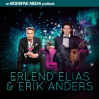 Logo of the podcast Erlend Elias og Erik Anders