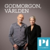 Logo du podcast Godmorgon, världen!