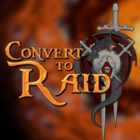 Logo du podcast Convert to Raid: The podcast for raiders in the World of Warcraft!