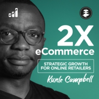 Logo du podcast 2X eCommerce Podcast