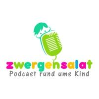 Logo of the podcast zwergensalat | Podcast rund ums Kind