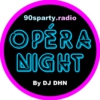 Logo of the podcast opera night