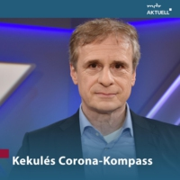 Logo of the podcast Kekulés Corona-Kompass von MDR AKTUELL