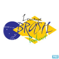 Logo of the podcast Lounge Brasil Cafe - And this is CUT