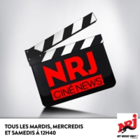 Logo of the podcast NRJ Ciné News - Play - Mercredi 1er Janvier