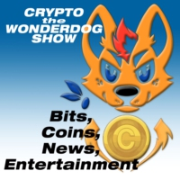 Logo du podcast Crypto the WonderDog show