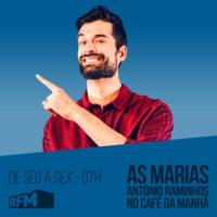 Logo of the podcast RFM - António Raminhos no Café da Manhã