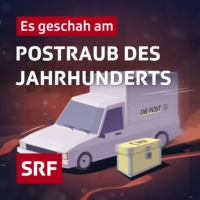 Logo of the podcast Folge 4: Die Post im Kreuzfeuer