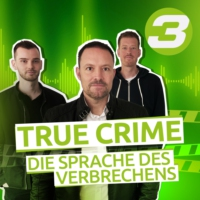 Logo of the podcast True Crime - Die Sprache des Verbrechens