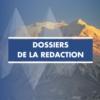 Logo of the podcast Les dossiers de la rédaction