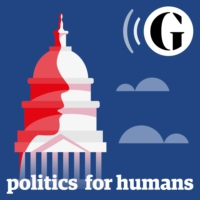 Logo of the podcast Immigration and the Latino vote – Politics for humans podcast