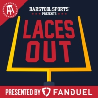 Logo of the podcast Laces Out Week 8