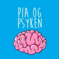Logo of the podcast Pia og psyken