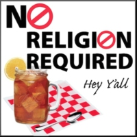 Logo du podcast No Religion Required