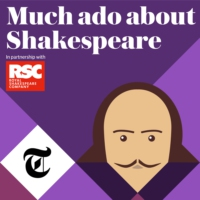 Logo of the podcast Much Ado About Shakespeare
