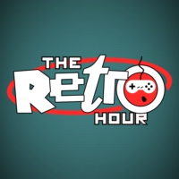 Logo du podcast The Retro Hour (Retro Gaming Podcast)
