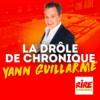 Logo of the podcast La drôle de chronique - Yann Guillarme