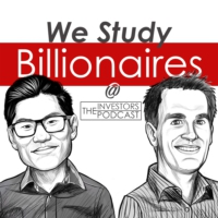 Logo of the podcast We Study Billionaires - The Investors Podcast