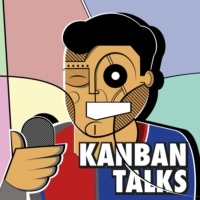 Logo of the podcast Kanban talks