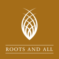 Logo of the podcast Roots and All - Gardening Podcast