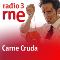 Logo of the podcast Carne cruda - Informe Psychobilly, r'n'r y tupés del infierno - 16/08/12