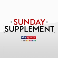 Logo of the podcast Sunday Supplement