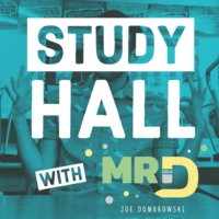 Logo of the podcast Study Hall with Mr.D