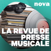 Logo of the podcast La Revue de Presse Musicale du 12 mars