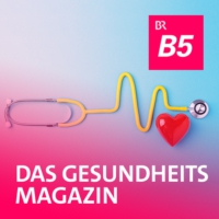 Logo of the podcast Das Gesundheitsmagazin