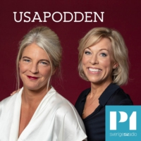 Logo of the podcast USApodden 2020-03-12 kl. 19.03
