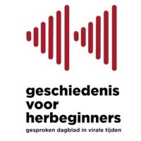 Logo du podcast Geschiedenis voor herbeginners - gesproken dagblad in virale tijden