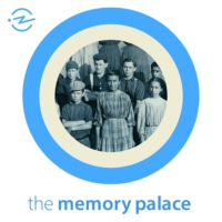 Logo of the podcast the memory palace