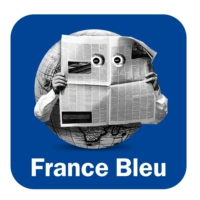 Logo du podcast France Bleu Besançon, en direct du salon de l'agriculture