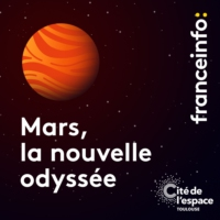 Logo du podcast Mars, la nouvelle odyssée