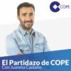 Logo of the podcast El Partidazo de COPE