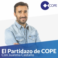 Logo of the podcast El Partidazo de COPE