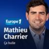 Logo of the podcast Ça bulle - Mathieu Charrier